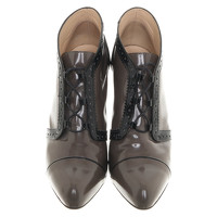 Tod's Ankle Boots With Lace Angle3
