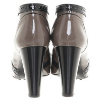Tod's Ankle Boots With Lace Angle5
