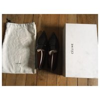 Patent Leather Ballet flats by Celine Angle3