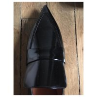 Patent Leather Ballet flats by Celine Angle5