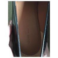 Patent Leather Ballet flats by Celine Angle6