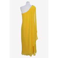 Ralph Lauren Shift Yellow Dress