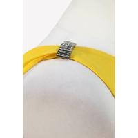 Ralph Lauren Shift Yellow Dress Angle4
