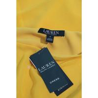 Ralph Lauren Shift Yellow Dress Angle5