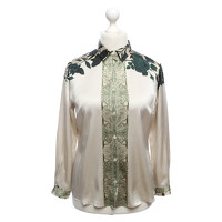 Etro Top With Mix Pattern