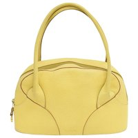 Loewe Yellow Handbag Angle1