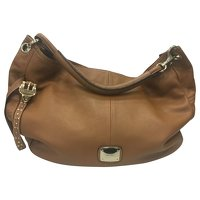 Leather handbags by Jimmy Choo
