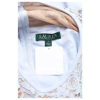 Ralph Lauren Blue lace Dress Angle3