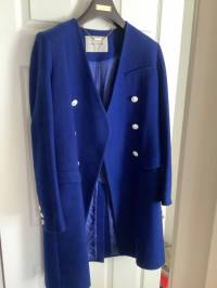 Camilla and Marc Silentium Wool Coat Angle7