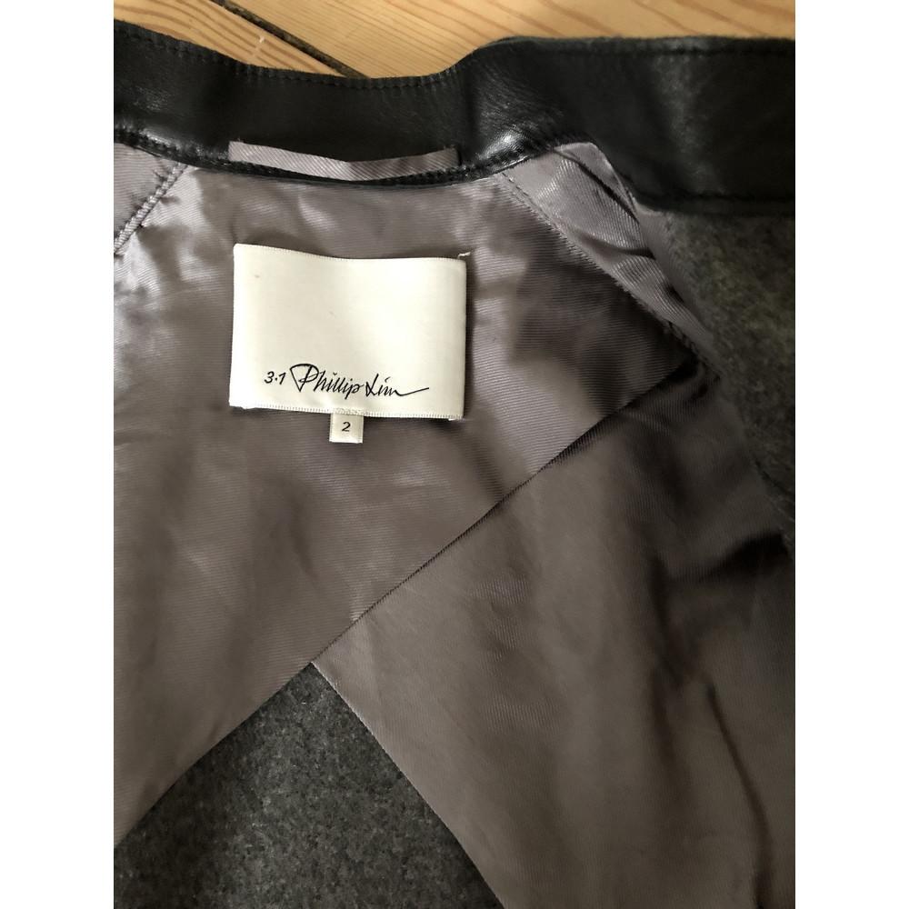 3.1 Phillip Lim Patterned Jacket