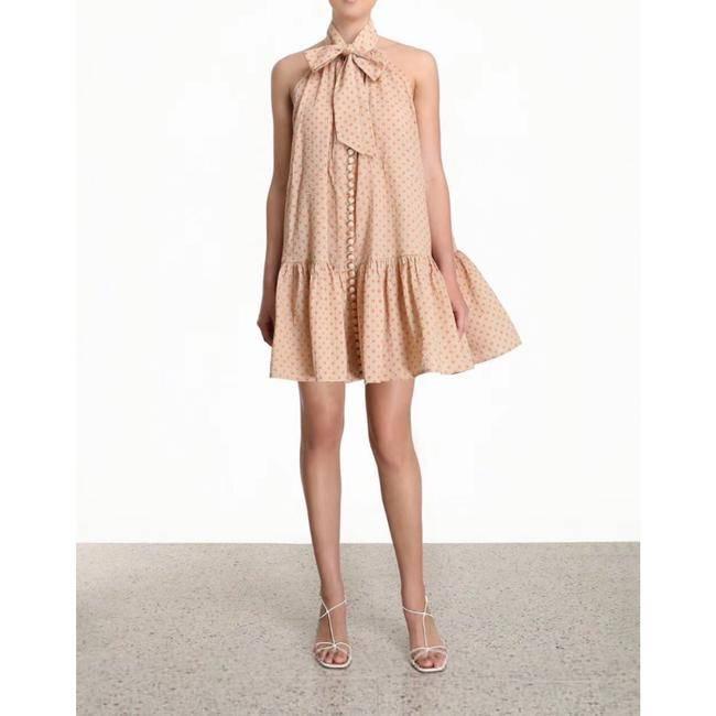 ZIMMERMANN Belt Mini Casual Dress