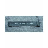 Elie Tahari Jacket With Metallic Zippers Angle6