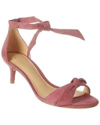 Alexandre Birman Sandals In Rose Purple Color