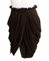 Phillip Lim  Draped Faux-Wrap Skirt