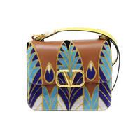 Leather Shoulder Bag by Valentino