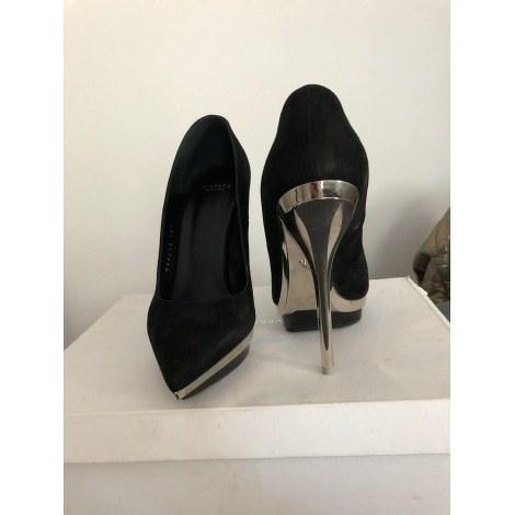 Black Pumps Heels by Versace