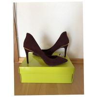 Ted Baker Suede Pumps Angle3
