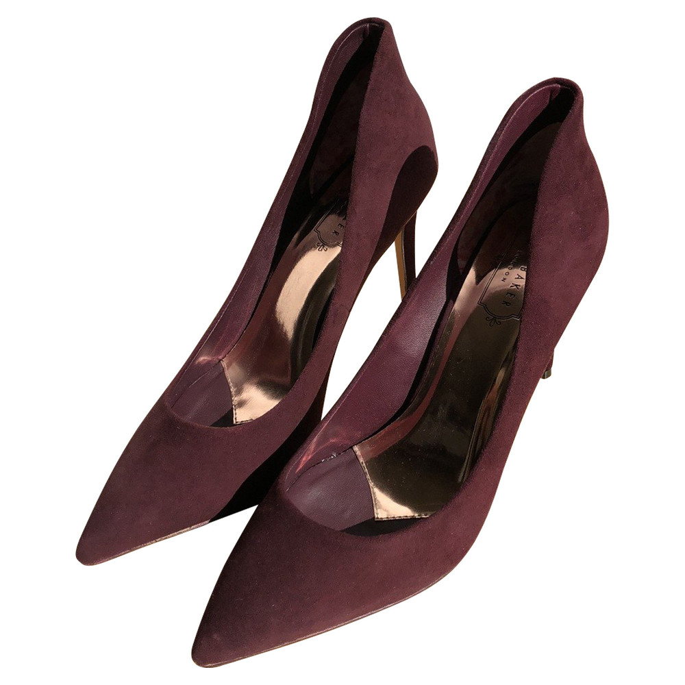 Ted Baker Suede Pumps