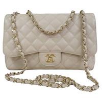 Chanel Classic Double Flap Shoulder Bag