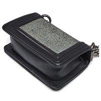 Chanel Black Handbag Angle2