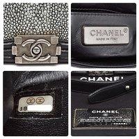 Chanel Black Handbag Angle5