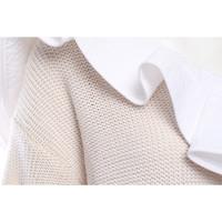 Johanna Ortiz Knitwear With Drapery Sleeves Angle5