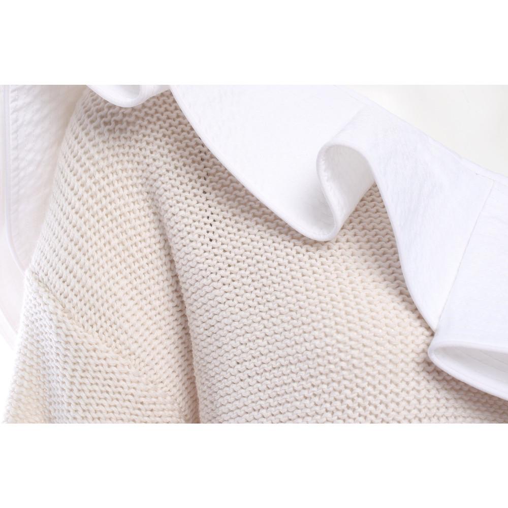 Johanna Ortiz Knitwear With Drapery Sleeves