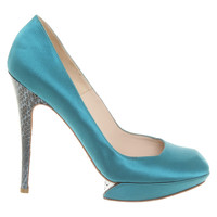 Nicholas Kirkwood Pumps With Spike Heels