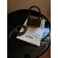 Jacquemus Leather Hand Bag Angle7