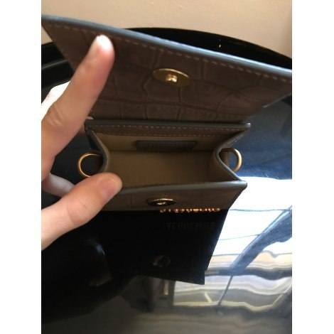Jacquemus Leather Hand Bag
