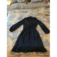 Claudie Pierlot Dress With Long Sleeves Angle2
