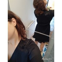Claudie Pierlot Dress With Long Sleeves Angle5
