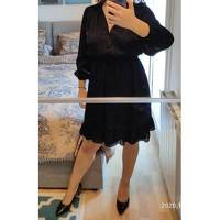 Claudie Pierlot Dress With Long Sleeves Angle7