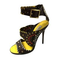 Jimmy Choo Heeled Sandals In Glamour Style