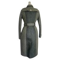 Burberry Cotton Coat Angle3
