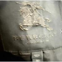 Burberry Cotton Coat Angle4