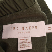 Ted Baker Dress With Pleats On The Skirt Angle4
