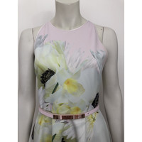 Ted Baker Multi Color Dress With Belt Angle2