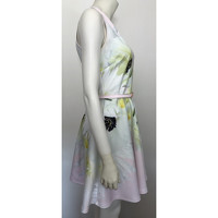 Ted Baker Multi Color Dress With Belt Angle3