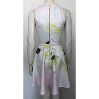 Ted Baker Multi Color Dress With Belt Angle4