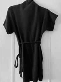 Stella McCartney Wool Belted Sweater Dress Angle3