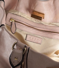 Marni large U shape handbag with trim Angle3