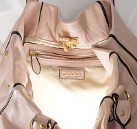 Marni large U shape handbag with trim Angle4