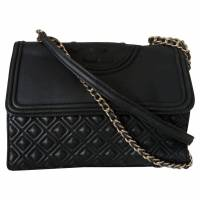 Fleming Small Convertible Leather Shoulder Bag