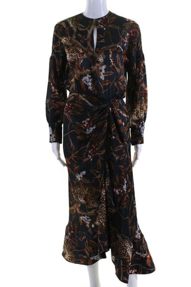 Johanna Ortiz Long Maxi Dress
