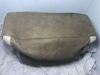 See By Chloe Taupe Leather Handbag Angle2