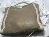 See By Chloe Taupe Leather Handbag Angle3