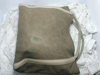 See By Chloe Taupe Leather Handbag Angle5