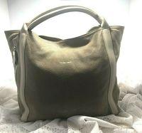 See By Chloe Taupe Leather Handbag Angle8