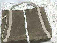 See By Chloe Taupe Leather Handbag Angle10